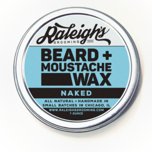 Naked Beard + Moustache Wax