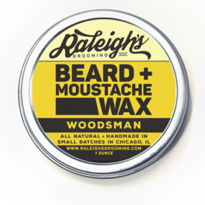 Woodsman Beard + Moustache Wax